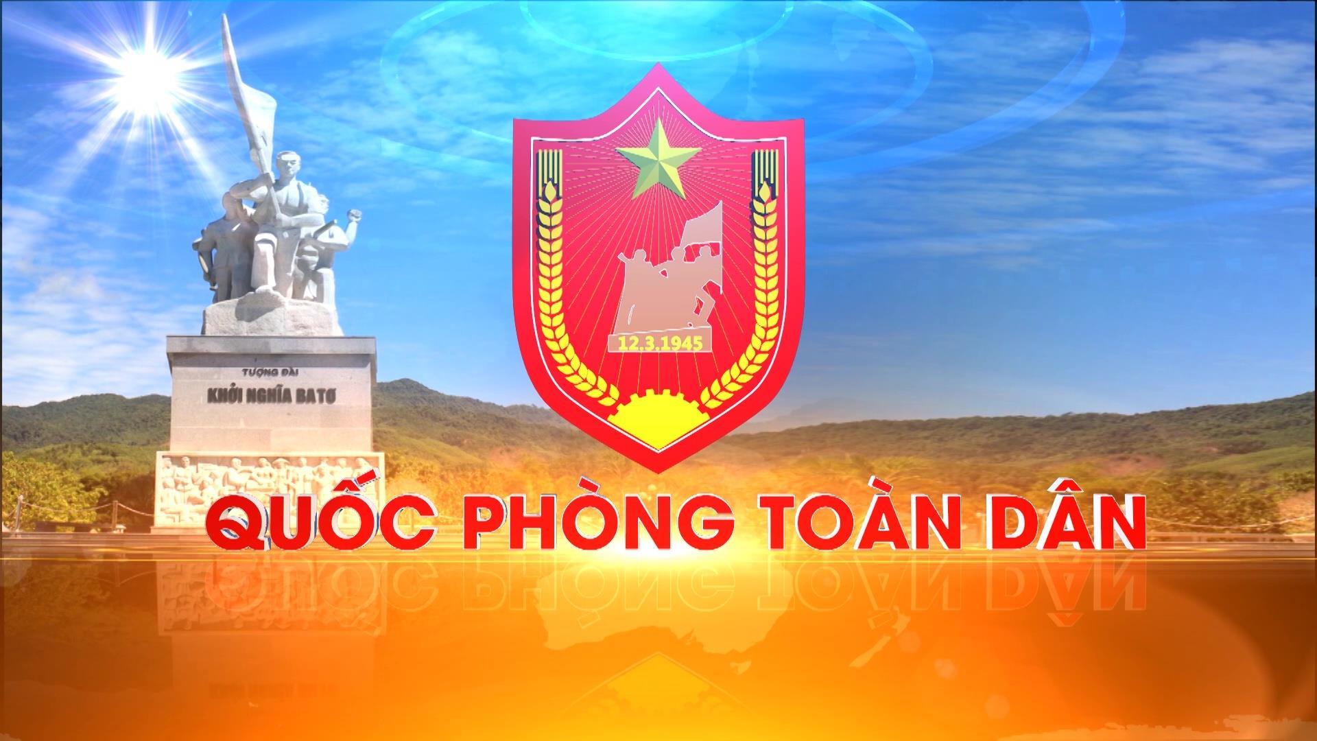 QUỐC PHÒNG TOÀN DÂN NGÀY 09-04-2021