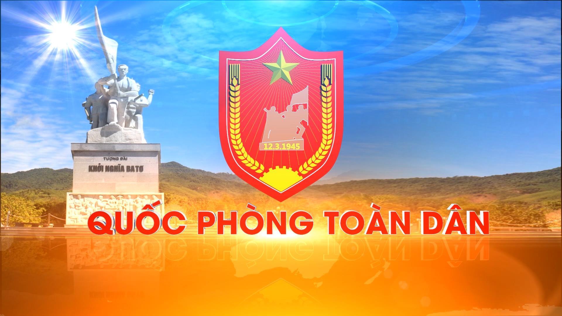 QUỐC PHÒNG TOÀN DÂN NGÀY 22-10-2021